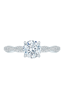 Shah Luxury Carizza Engagement Ring CA0088EK-37W product image