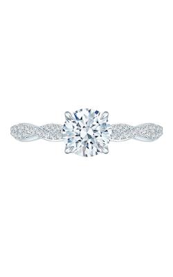 Shah Luxury Carizza Engagement Ring CA0088EK-37W product image