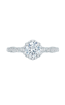 Shah Luxury Carizza Engagement ring CA0104EK-37W product image