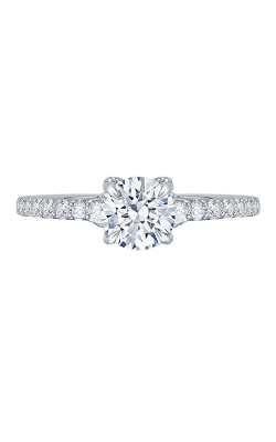 Shah Luxury Carizza Engagement Ring CA0106EK-37W product image