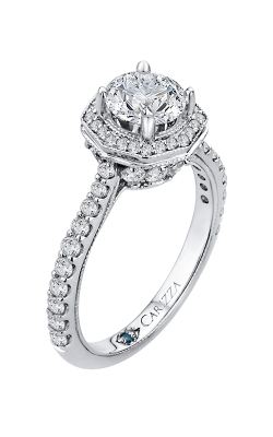 Shah Luxury Carizza Engagement Ring CA0114EK-37W product image