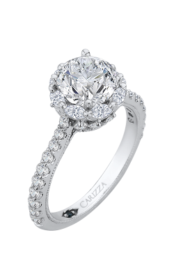 Shah Luxury Carizza Engagement Ring CA0115EK-37W-1.50 product image