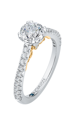 Shah Luxury Carizza Engagement ring CA0117EK-37WY-1.00 product image