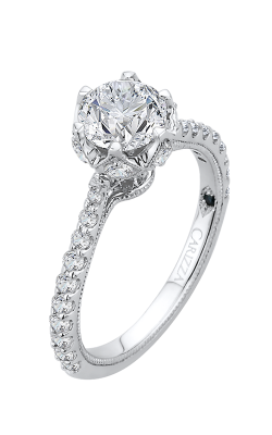 Shah Luxury Carizza Engagement Ring CA0120EK-37W product image