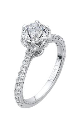 Shah Luxury Carizza Engagement ring CA0120EK-37W product image