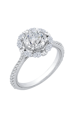 Shah Luxury Carizza Engagement ring CA0126EQK-37W-1.50 product image