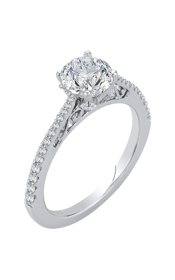 Shah Luxury Carizza Engagement Ring CA0139EHK-37W product image