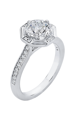 Shah Luxury Carizza Engagement Ring CA0159EHK-37W-1.50 product image