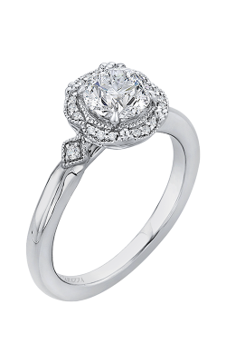 Shah Luxury Carizza Engagement Ring CA0162EK-37W product image