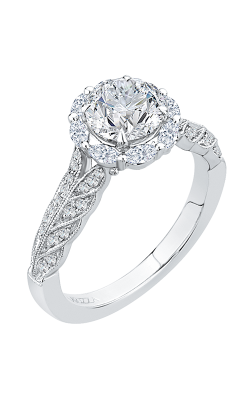 Shah Luxury Carizza Engagement Ring CA0163EHK-37W product image