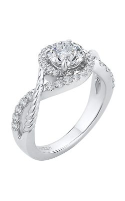 Shah Luxury Carizza Engagement Ring CA0171EHK-37W product image
