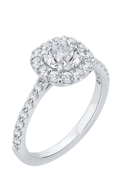 Shah Luxury Carizza Engagement Ring CA0177EHK-37W product image