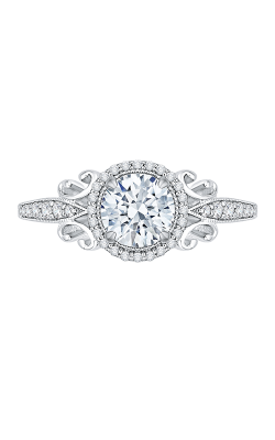 Shah Luxury Carizza Engagement Ring CA0181EHK-37W product image