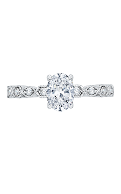 Shah Luxury Carizza Engagement Ring CAO0213EQK-37W product image