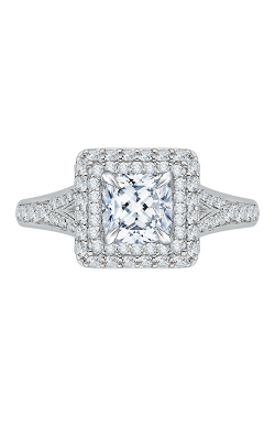 Shah Luxury Carizza Engagement ring CAU0062EK-37W product image
