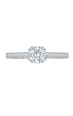 Shah Luxury Promezza Engagement Ring PR0004EC-02W product image
