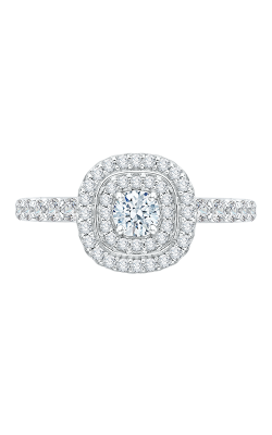 Shah Luxury Promezza Engagement ring PR0009EC-02W product image