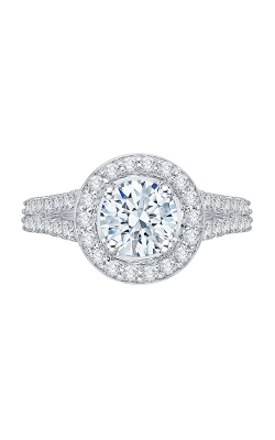 Shah Luxury Promezza Engagement Ring PR0016EC-02W product image