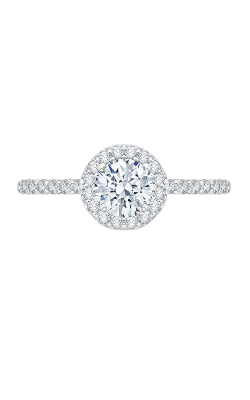 Shah Luxury Promezza Engagement Ring PR0018EC-02W product image