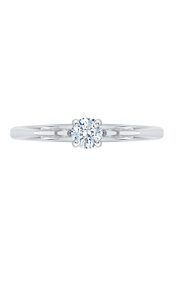 Shah Luxury Promezza Engagement ring PR0020EC-02W-.25 product image
