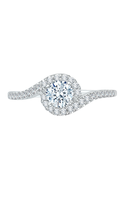 Shah Luxury Promezza Engagement Ring PR0021EC-02W product image