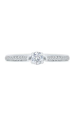 Shah Luxury Promezza Engagement Ring PR0022EC-02W product image