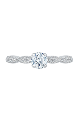 Shah Luxury Promezza Engagement ring PR0023EC-02W product image