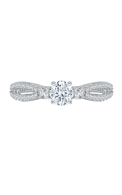Shah Luxury Promezza Engagement ring PR0025EC-02W product image