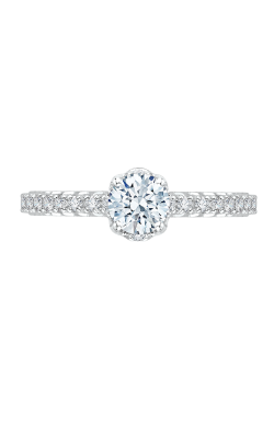 Shah Luxury Promezza Engagement Ring PR0027EC-02W product image