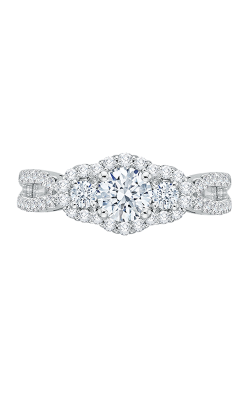 Shah Luxury Promezza Engagement ring PR0028EC-02W product image