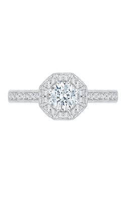 Shah Luxury Promezza Engagement ring PR0041EC-02W product image
