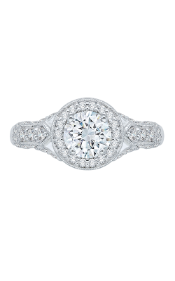 Shah Luxury Promezza Engagement Ring PR0042EC-02W product image