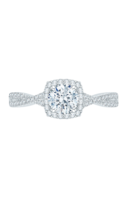 Shah Luxury Promezza Engagement ring PR0044EC-02W product image