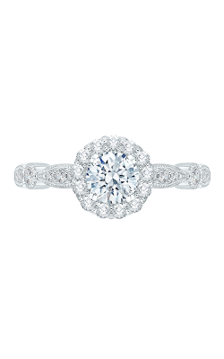 Shah Luxury Promezza Engagement Ring PR0049EC-02W product image