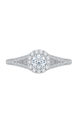Shah Luxury Promezza Engagement Ring PR0056EC-02W product image
