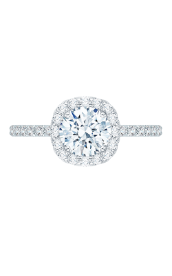 Shah Luxury Promezza Engagement Ring PR0067EC-02W product image