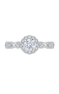 Shah Luxury Promezza Engagement Ring PR0075ECQ-44W-.50 product image