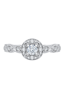 Shah Luxury Promezza Engagement Ring PR0079EC-44W product image