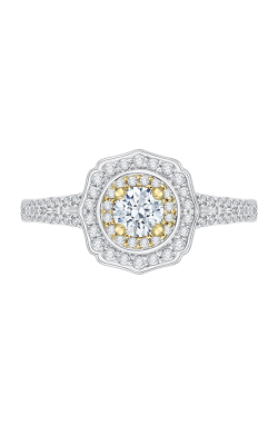 Shah Luxury Promezza Engagement Ring PR0085EC-44WY product image