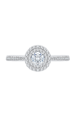 Shah Luxury Promezza Engagement ring PR0117ECH-44WY-.33 product image