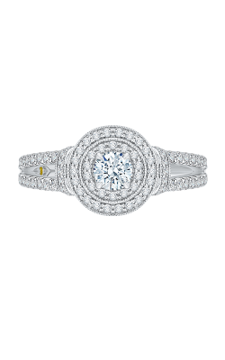 Shah Luxury Promezza Engagement Ring PR0137ECH-44W-.40 product image