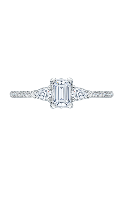 Shah Luxury Promezza Engagement Ring PRE0037EC-02W product image