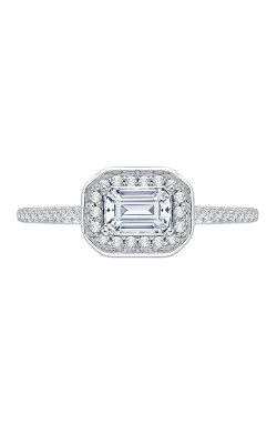 Shah Luxury Promezza Engagement Ring PRE0038EC-02W product image