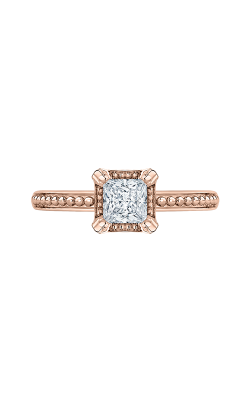 Shah Luxury Promezza Engagement ring PRP0074EC-P-.50 product image