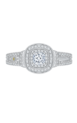 Shah Luxury Promezza Engagement ring PRU0137ECH-44W-.40 product image