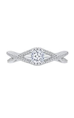 Shah Luxury Promezza Engagement ring PRU0147ECQ-44W-.50 product image
