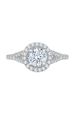 Shah Luxury Carizza Engagement ring CA0033E-37W product image