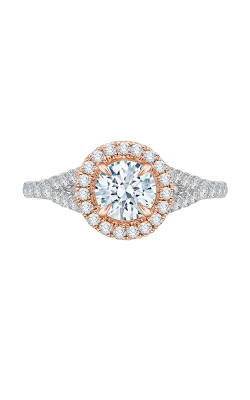 Shah Luxury Carizza Engagement ring CA0033E-37WP product image