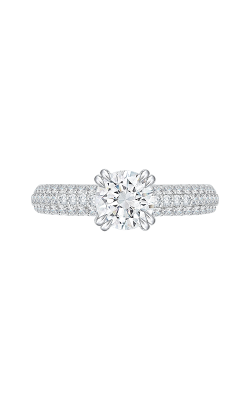 Shah Luxury Carizza Engagement ring CA0035E-37W product image