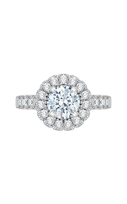 Shah Luxury Carizza Engagement ring CA0037E-37W product image